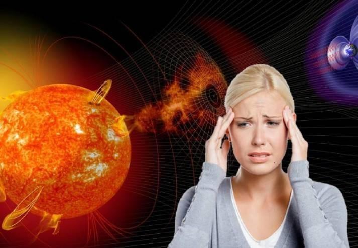 Неблагоприятные дни из-за магнитных бурь в октябре 2021 года