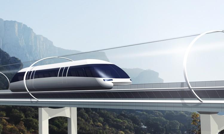 «Северсталь» поможет компании Hyperloop реализовать проект вакуумного поезда