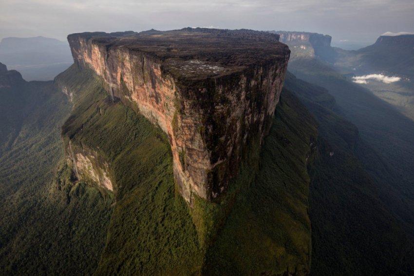 Гора Рорайма: затерянный мир Богов