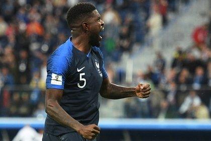 Франция стала первым финалистом чемпионата мира