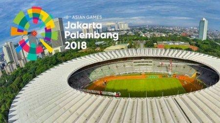 Сборная Кыргызстана завершила выступление на 18-х летних Азиатских играх в Индонезии