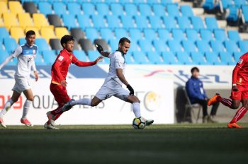 Сборная Кыргызстана по футболу в товарищеском матче обыграла сборную Сирии