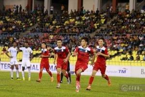 Сборная Кыргызстана по футболу победила со счетом 1:0 сборную Малайзии