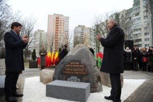 Власти Минска присвоили одному из парков в центре города имя кыргызского писателя Чингиза Айтматова