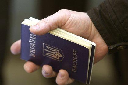 Украине пригрозили потерей безвиза с Евросоюзом
