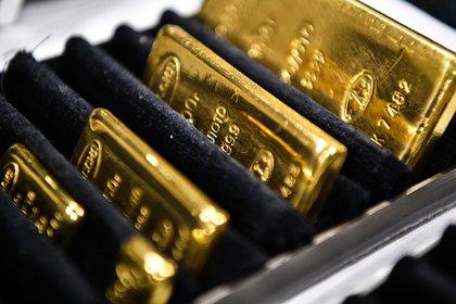 Золотые запасы России достигли абсолютного рекорда