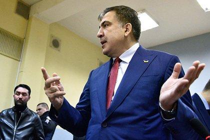 Саакашвили рассказал о готовности Порошенко обменять Крым на вступление в ЕС