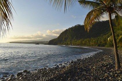 На загадочном острове нашли кусок исчезнувшего континента