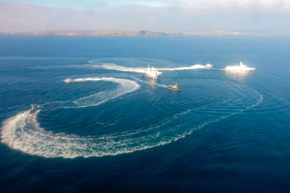 Россия пригрозила ответными санкциями из-за инцидента в Керченском проливе
