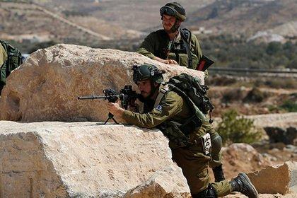Израиль отправил к сектору Газа войска