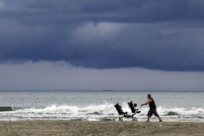 На берег Черного моря вынесло 130 килограммов кокаина