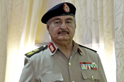 США потребовали от Хафтара немедленно остановиться