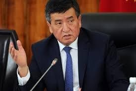 Завтра Сооронбай Жээнбеков выступит на заседании Жогорку Кенеша