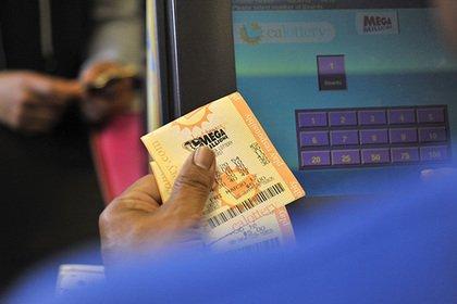 Американец потребовал от лотереи миллионы долларов спустя 14 лет после выигрыша