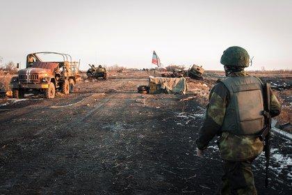 Украина отвоевала 24 квадратных километра территории Донбасса