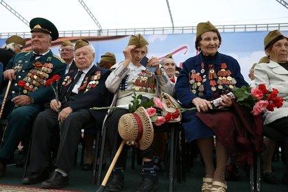Названо число ветеранов Великой Отечественной войны в России