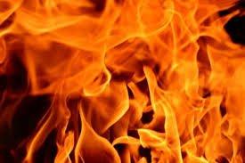 В Кара-Суйском районе Ошской области сгорело четыре жилых дома