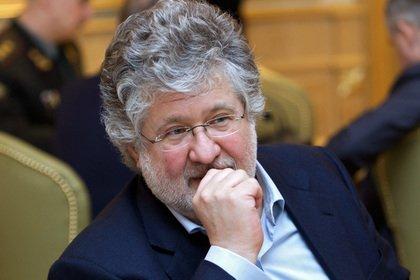 Коломойский вернулся на Украину