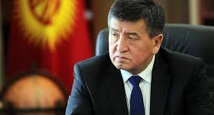 Сооронбай Жээнбеков пообещал до конца своего президентского срока обеспечить весь Кыргызстан чистой водой