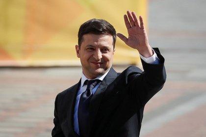 Зеленский устроит референдум о переговорах с Россией