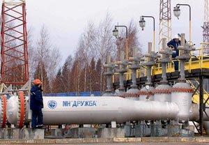 По нефтепроводу «Дружба» возобновлена транпортировка чистой нефти