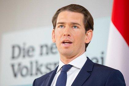 Канцлеру Австрии вынесли вотум недоверия