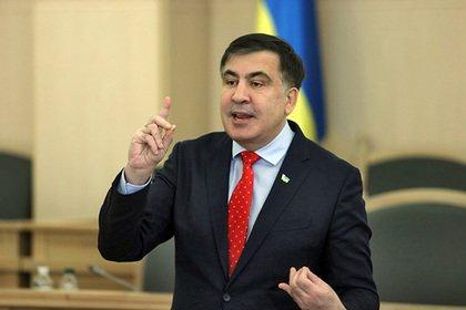 Зеленский вернул Саакашвили украинское гражданство