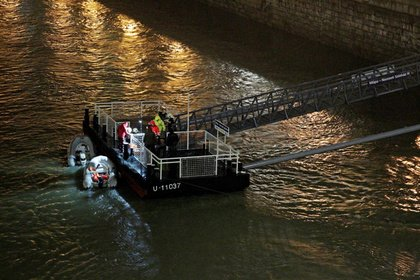 7 человек погибли и десятки пропали без вести при крушении судна в Будапеште