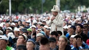 Айт намаз в Бишкеке пройдет на Старой площади