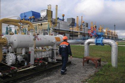 Над Украиной нависла угроза остаться без газа